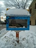 Image for Greenwood Cosburn Little Library - Toronto, Ontario, Canada