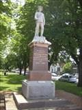 Image for Boer War Memorial, Camperdown, Victoria