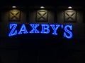 Image for Zaxby's neon sign - Macclenny, Florida