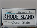 Image for Welcome to Rhode Island - The Ocean State