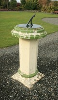 Image for Otepuni Gardens Sundial — Invercargill, New Zealand