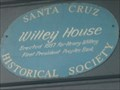 Image for Blue Plaque: Willey House