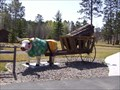 Image for Paul Bunyan's Caddy, Babe the Ox - Jenkins, MN
