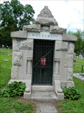 Image for Weckerlin Mausoleum - Mount Mora Cemetery - St. Joseph, Mo.