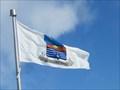 Image for Municipal Flag, Ville de Baie-Comeau, Québec, Canada