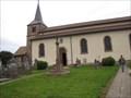 Image for Église de St-Jacques-La Chapelle-devant-Bruyères-Lorraine,France
