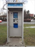 Image for Telefonni automat, Praha, Turkova