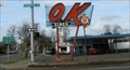 Image for Old Neon Sign: OK Tires, Salem, OR
