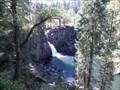 Image for Upper McCloud River Falls Overlook - off Calif. Hwy 89