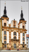 Image for Church of Our Lady of the Snow / Kostel Panny Marie Snežné - Olomouc (Central Moravia)