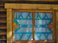 """Image for Indian window, """"Savage's Trading Post"""" - El Portal, CA"""