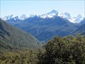Image for Te Anau -Milford Highway Look Out - New Zealand