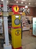 Image for Conoco Gasoline Pump - Pontiac, Illinois