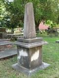 Image for Maury - Masonic Cemetery - Fredericksburg VA
