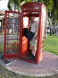Image for Oranjestad Aruba Phone Box