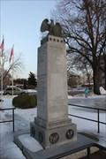 Image for Lonoke County War Memorial -- Lonoke AR