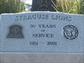 Image for Syracuse Lions Club - 50 Years - Syracuse, UT