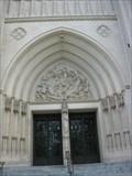 Image for Ex Nihilo Doorway - Washington National Cathedral - Washington, DC