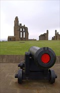 Image for Cannon at Tynemouth Priory NE England