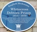 Image for Whitecross Debtors Prison - Whitecross Street, London, UK