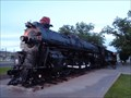 Image for AT&SF 3759  - Steam Locomotive - Kingman,  Arizona, USA.
