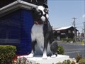 Image for New Americana Theatre Dog Statue - Branson MO