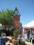 Image for Towne Square Clock, Ennis, TX