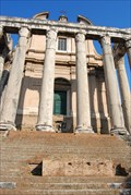 Image for Temple of Antoninus and Faustina - Rome,Italy