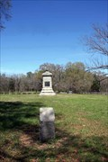 Image for W. M. Cockrum Memorial Marker - Chickamauga National Military Park
