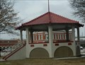 Image for Bandstand - Clinton Square Historic District - Clinton, Mo.