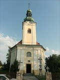 Image for Kostel sv. Mikulase  / Church of St. Nicholas, Petrvald, CZ