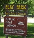 Image for Play Park Boat Launch  -  Pontiac, IL