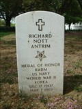 Image for Richard Nott Antrim - Arlington National Cemetery - Arlington, VA