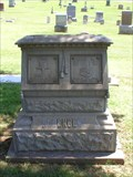 Image for Hedenberg family marker, Gypsum Hill Cemetery, Salina, Saline Co., Kansas