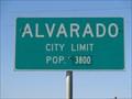 Image for Alvarado, TX - Population 3800
