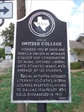 Image for Site of Switzer College