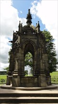 Image for Frederick Charles Cavendish memorial fountain – Bolton Abbey, UK