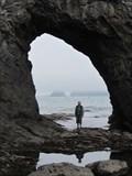 Image for Hole in the Wall, Rialto Beach, La Push, Washington