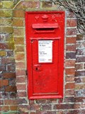 Image for VR Box, Wall near St John's Church, Aldenham, Herts, UK