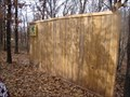 Image for Clear Bay  Trail Bird Viewing Wall - Norman, OK