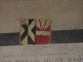 Image for Hunt - Coat of Arms- Wadenhoe -Northant's