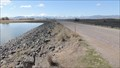 Image for Dam at the Ninepipe National Wildlife Refuge - Charlo, Montana