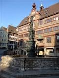 Image for Neptune - Marktplatz Tübingen, Germany, BW