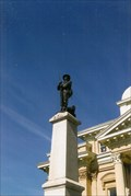 Image for Confederate Soldier - Asheboro, NC