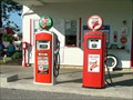 Image for Texaco Pumps - Route 20 Ice Cream - Orchard Park, New York