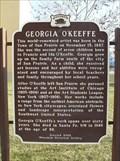 Image for Georgia O'Keeffe - Sun Prairie, WI