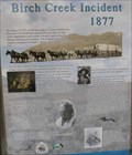 Image for Birch Creek Incident 1877