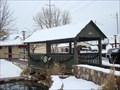 Image for Covered Foot Bridge - West Jordan, Utah, USA
