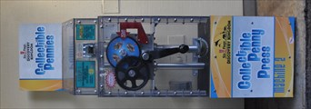 Image for Six Flags Discovery Kingdom Stadium Restrooms Penny Smasher #2