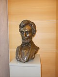 Image for Lincoln Bust - Salt Lake City Public Library